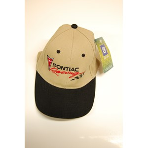 PONTIAC RACING CAP SORT/KHAKI