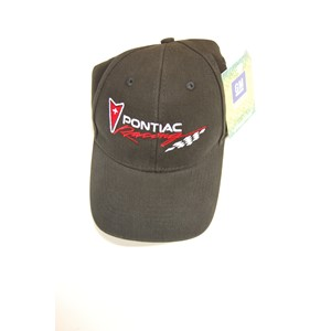 PONTIAC RACING CAP SORT/SORT