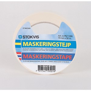 MASKERINGSTAPE 19MM X 50M
