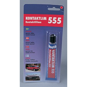 BOSTIK KONTAKTLIM A3 TUBE 35ML