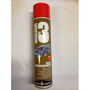 MERCASOL 3AL 1 SPRAY 600 ML