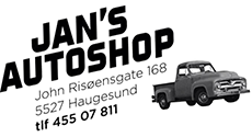 JAN'S AUTOSHOP